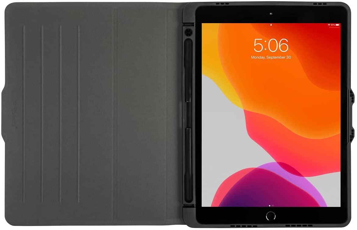 The Targus VersaVu EcoSmart Slim Case for iPad is biodegradable.