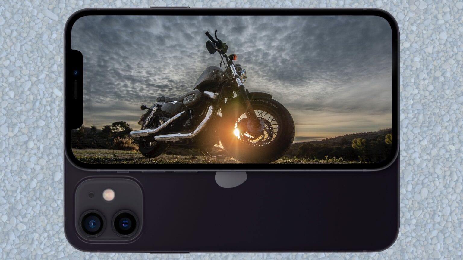 Las bicicletas pueden arruinar permanentemente la cámara de tu iPhone