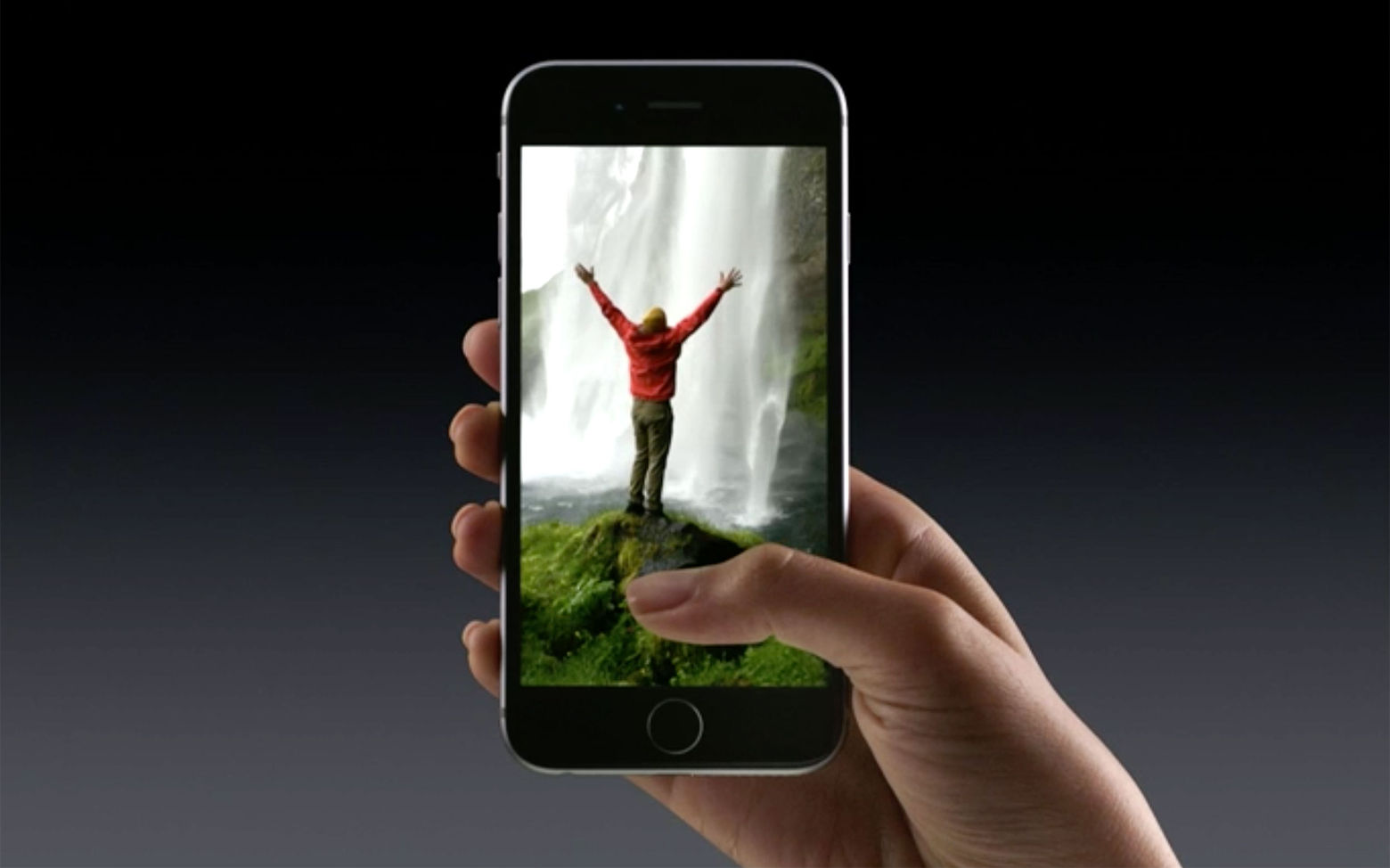 Все про живое фото на айфон