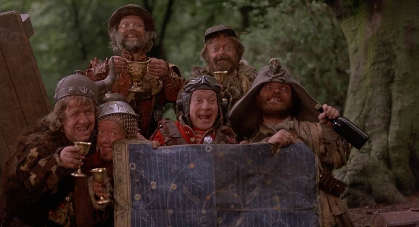 apple looks to turn time bandits into tv show