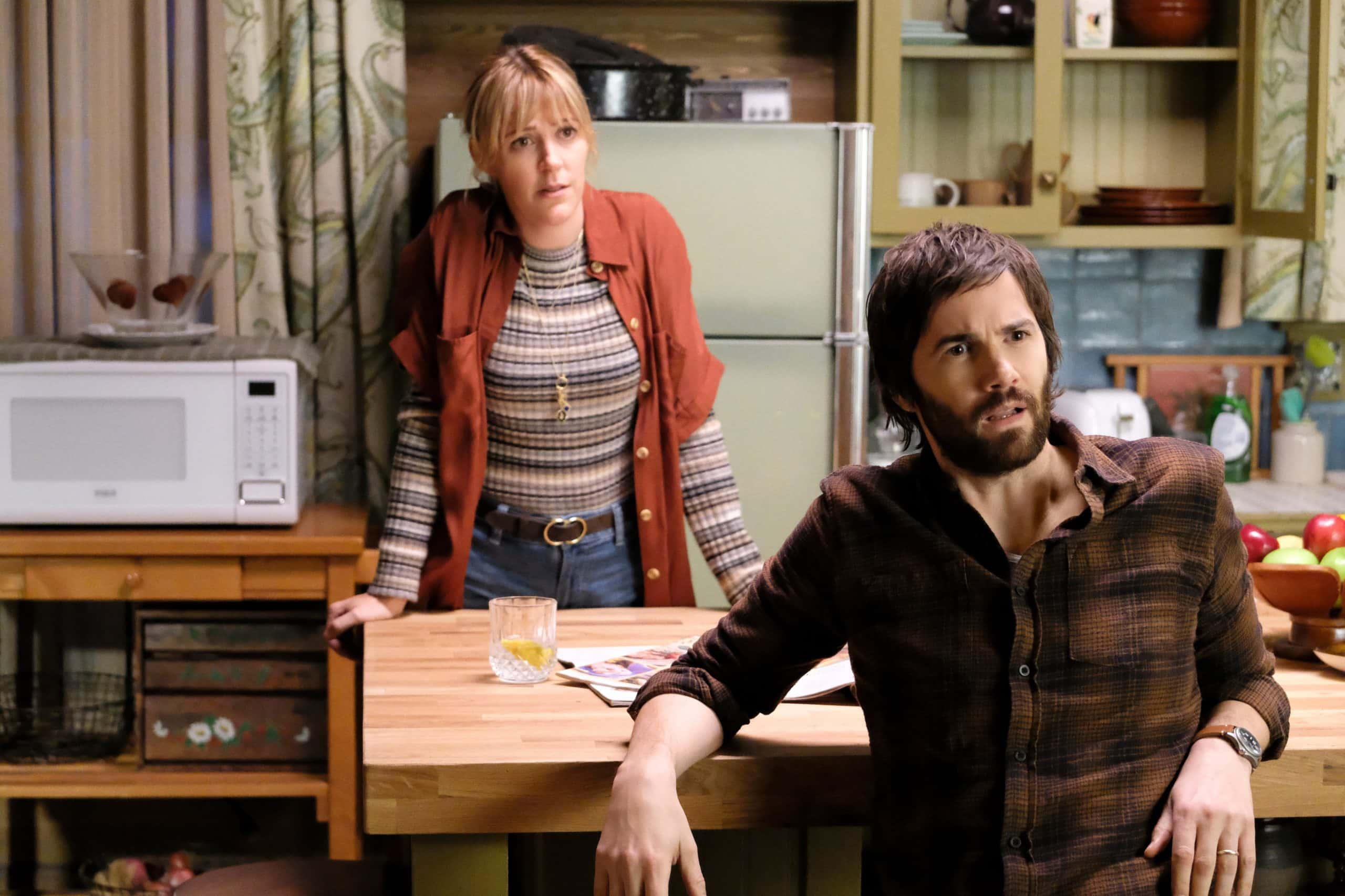 Home Before Dark review: Abby Miller and Jim Sturgess aren't the world's most responsible parents.